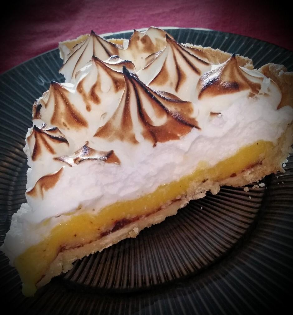 Tarte au citron meringu e mus e gourmand - La cuisine de bernard tarte au citron ...