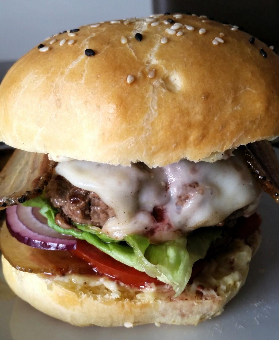 Burger aux accents Corse