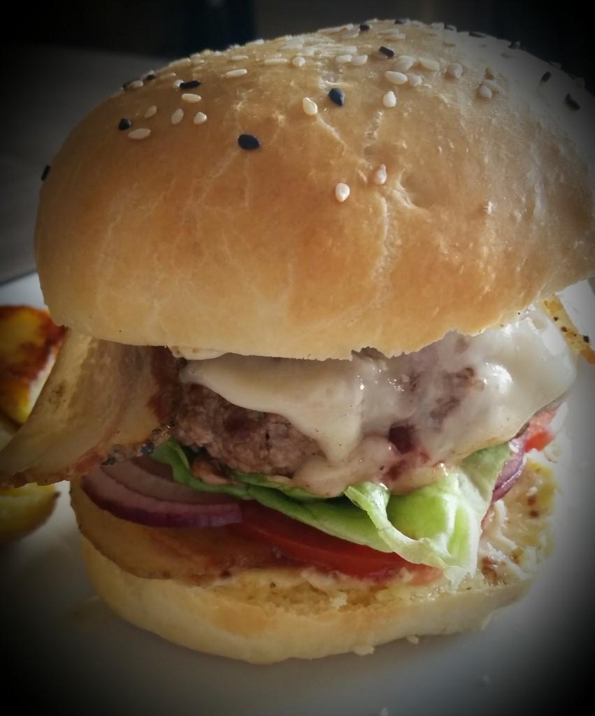 hamburger façon Corse