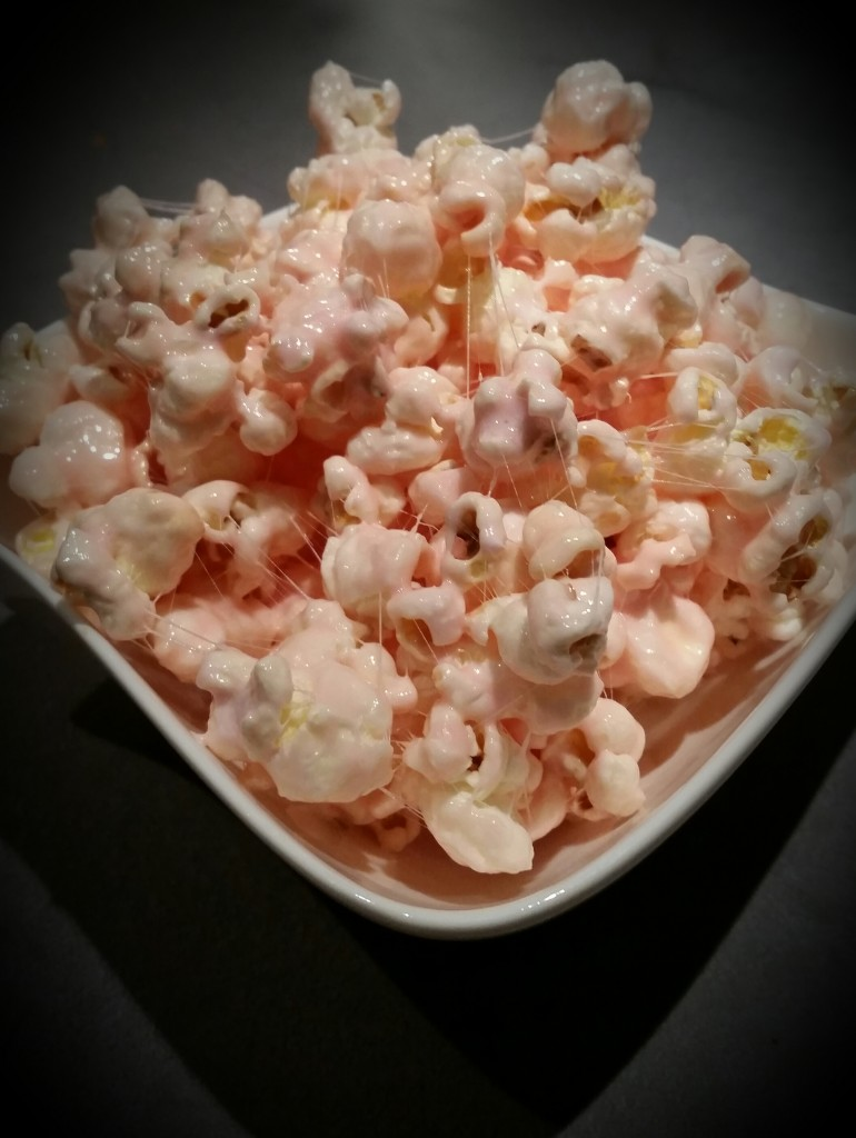 pop corn guimauve