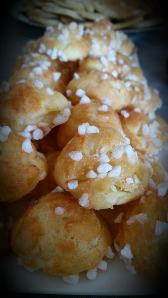 recette chouquettes