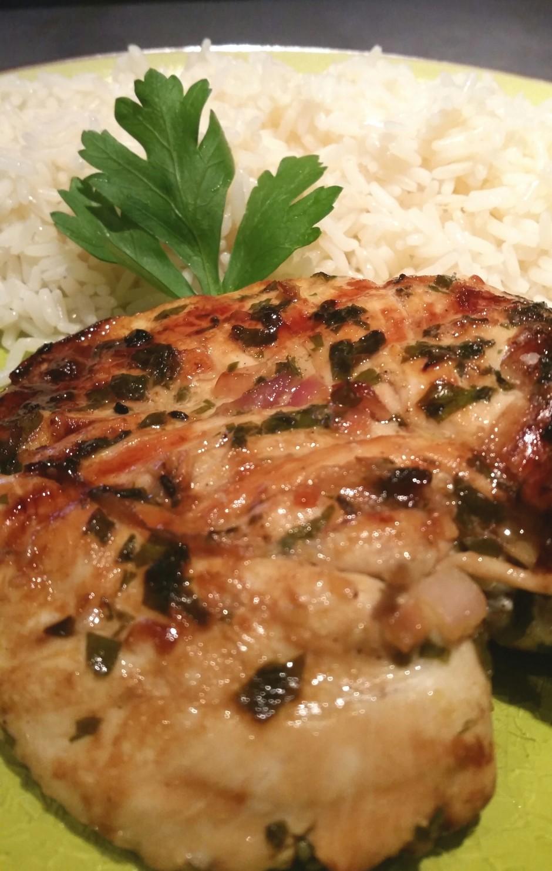 poulet marné