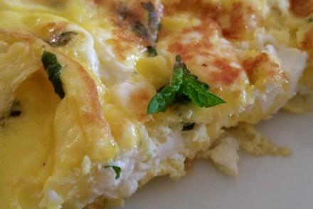 omelette corse