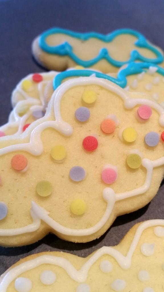 recette biscuit sablés