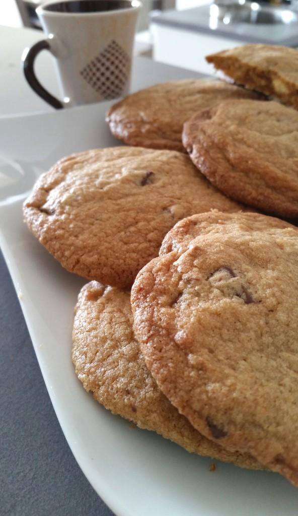 recette cookies chocolats