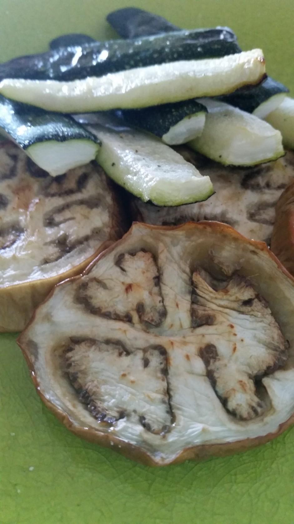 recette legume au four