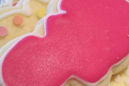 biscuits sablés et glacage royal