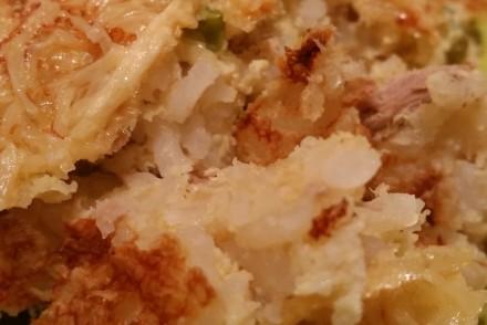 recette gratin de riz