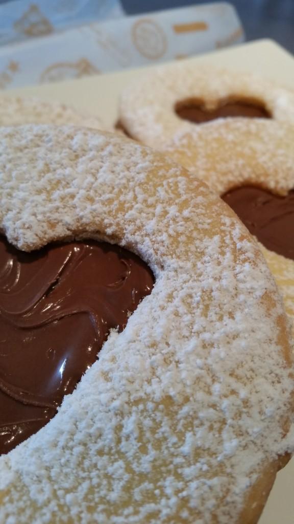 recette biscuit sablé au nutella