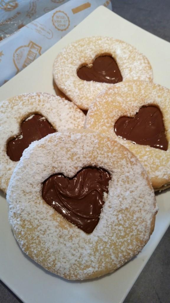 recette biscuit au nutella