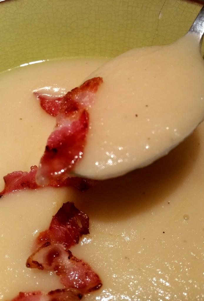 recette soupe light