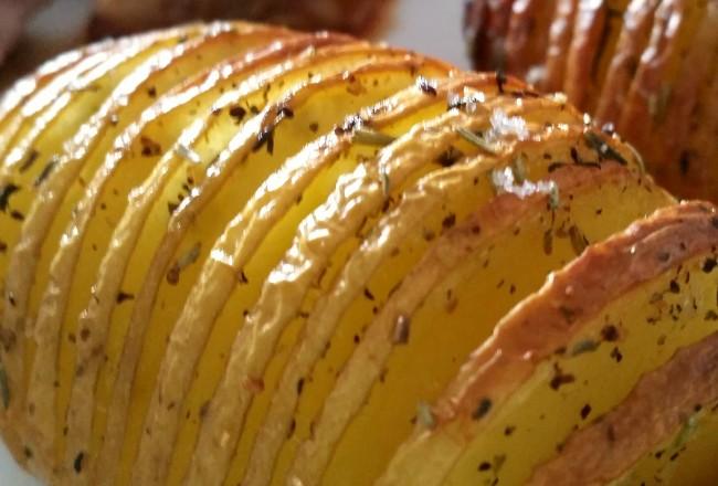 pommes de terre suédoise
